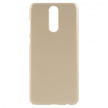 Pevný kryt TPU pro Huawei Mate 10 Lite - zlatý