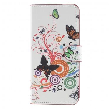 "Módní pouzdro ""Butterfly Song"" pro Huawei Mate 10 Lite"