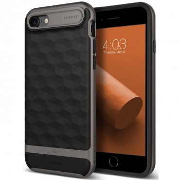 Kryt Caseology Parallax Series pro iPhone 8 - warm gray