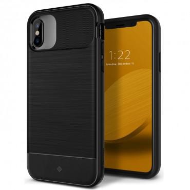 Kryt Caseology Vault Series pro iPhone X - černý