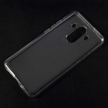 TPU gelový obal pro Huawei Mate 10 Pro - průhledný