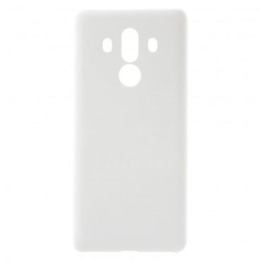Tvrdý TPU obal pro Huawei Mate 10 Pro - bílý