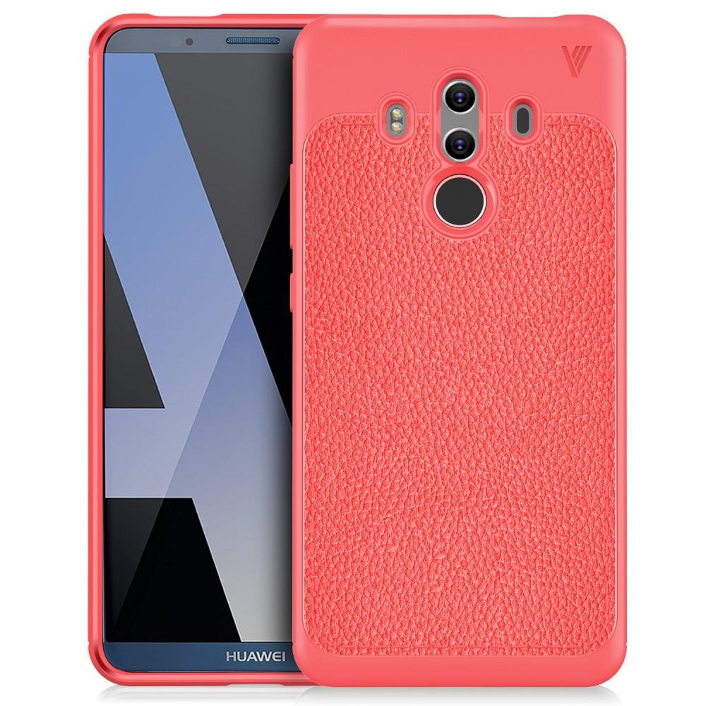 """TPU gelový obal """"Gentry"""" pro Huawei Mate 10 Pro - červený"""