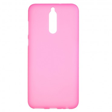 Kryt TPU gel pro Huawei Mate 10 Lite - růžové