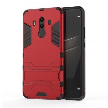 """Robustní obal """"Impact X"""" pro Huawei Mate 10 Pro - červený"""