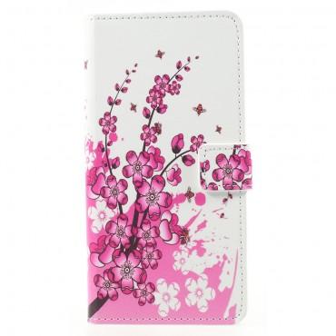 """Módní pouzdro """"Flower Bloom"""" pro Huawei Mate 10 Pro"""