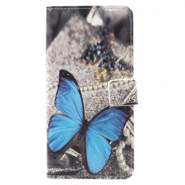 """Módní kryt """"Blue Butterfly"""" pro Huawei Mate 10 Pro"""