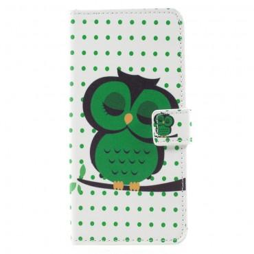 "Módní pouzdro ""Sleeping Owl"" pro Huawei Mate 10 Pro"