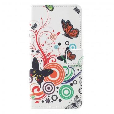 """Módní pouzdro """"Butterfly Song"""" pro Huawei Mate 10 Pro"""