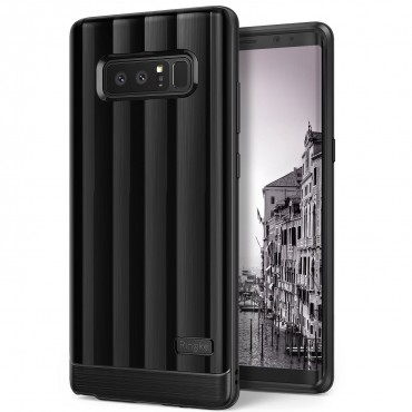 "Kryt Ringke ""Flex S Pro"" pro Samsung Galaxy Note 8 - titanium black"