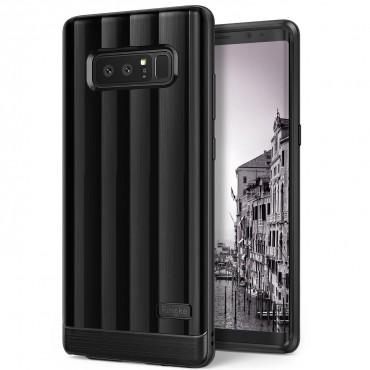 """Obal Ringke """"Flex S Pro"""" pro Samsung Galaxy Note 8 - titanově černý"""
