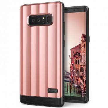 "Kryt Ringke ""Flex S Pro"" pro Samsung Galaxy Note 8 - rose pink"