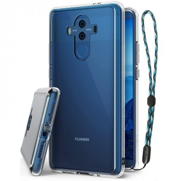 "Obal Ringke ""Fusion"" pro Huawei Mate 10 Pro - průhledný"