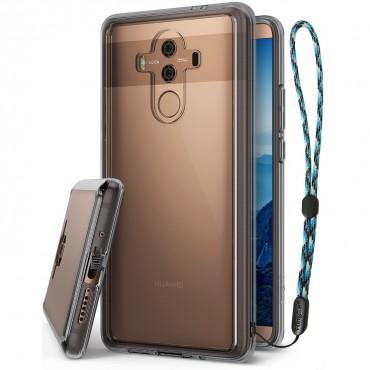 """Obal Ringke """"Fusion"""" pro Huawei Mate 10 Pro - kouřově černý"""