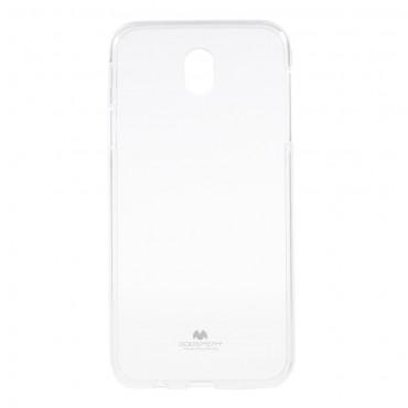 Kryt TPU gel Goospery Jelly Case pro Huawei Mate 10 Lite - průhledný