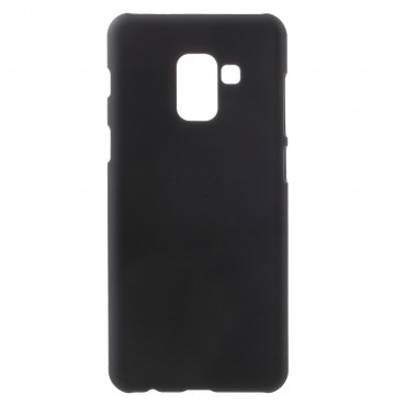 Tvrdý TPU obal pro Samsung Galaxy A8 2018 - černý