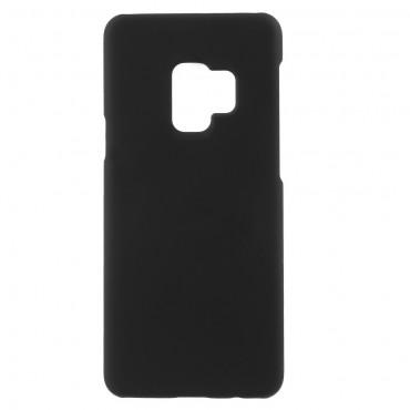 Pevný kryt TPU pro Samsung Galaxy S9 - černý