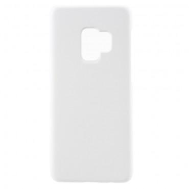 Tvrdý TPU obal pro Samsung Galaxy S9 - bílý