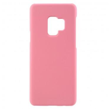 Pevný kryt TPU pro Samsung Galaxy S9 - růžový