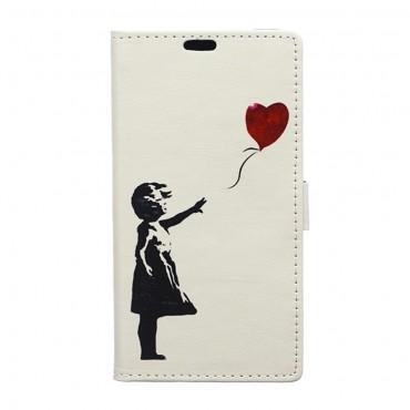 "Módní pouzdro ""Balloon Love"" pro Samsung Galaxy S9"