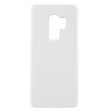 Tvrdý TPU obal pro Samsung Galaxy S9 Plus - bílý