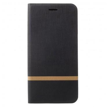 """Módní pouzdro """"Elegant Line"""" pro Samsung Galaxy S9 Plus - černé"""