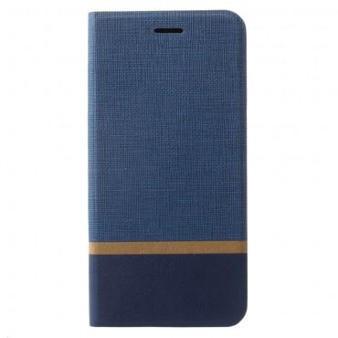 "Módní pouzdro ""Elegant Line"" pro Samsung Galaxy S9 Plus - modrý"