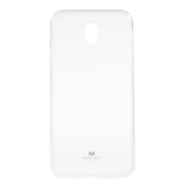 Kryt TPU gel Goospery Jelly Case pro Huawei Mate 10 Pro - průhledný