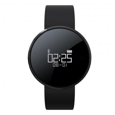 """Prémium inteligentné Bluetooth hodinky """"UW1X"""" pre iOS a Android zariadenia – čiernej farby"""