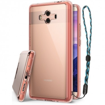 """Kryt Ringke """"Fusion"""" pro Huawei Mate 10 - rose gold"""