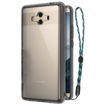 """Obal Ringke """"Fusion"""" pro Huawei Mate 10 - kouřově černý"""