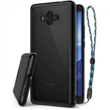 """Kryt Ringke """"Fusion"""" pro váš Huawei Mate 10 – ink black"""