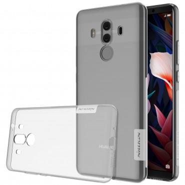 "Premium tenký kryt ""Nature"" pro Huawei Mate 10 Pro - průhledný"