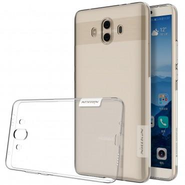 "Prémiový tenký obal ""Nature"" Huawei Mate 10 - průhledný"
