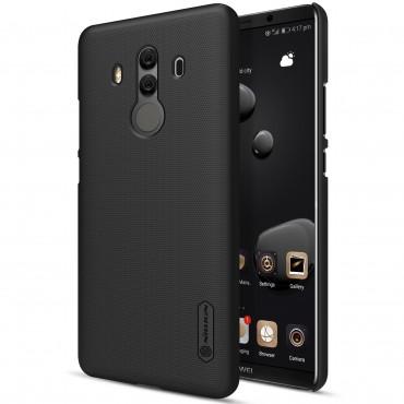 """Prémiový obal """"Super Frosted Shield"""" pro Huawei Mate 10 Pro - černý"""