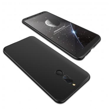 """Elegantní celotělový obal """"Sleek"""" pro Huawei Mate 10 Lite - černý"""