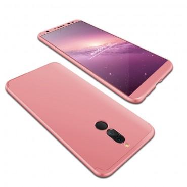 """Elegantní celotělový obal """"Sleek"""" pro Huawei Mate 10 Lite - růžový"""