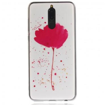 """Tenký kryt TPU gel """"Petal"""" pro Huawei Mate 10 Lite"""