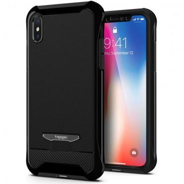 "Kryt Spigen ""Reventon"" pro iPhone X - jet black"