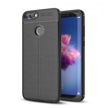 "TPU gelový obal ""Gentry"" pro Huawei P Smart - černý"