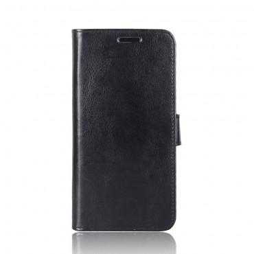 "Módní kryt ""Smooth"" pro Huawei P Smart - černý"