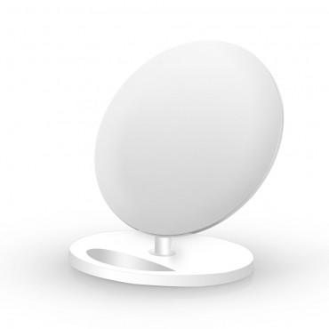 """Stojánek a bezdrátová nabíjecí stanice """"Sphere"""" pro všechna zařízení podporující QI"""