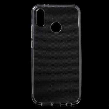 TPU gelový obal pro Huawei P20 - průhledný