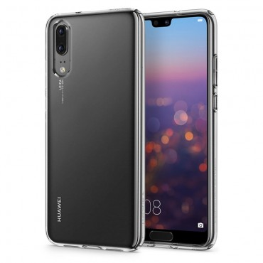 "Obal Spigen ""Liquid Crystal"" pro Huawei P20"