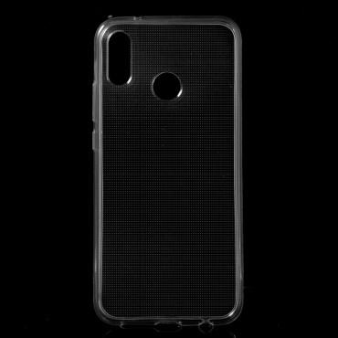 TPU gelový obal pro Huawei P20 Lite - průhledný