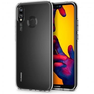 "Obal Spigen ""Liquid Crystal"" pro Huawei P20 Lite"