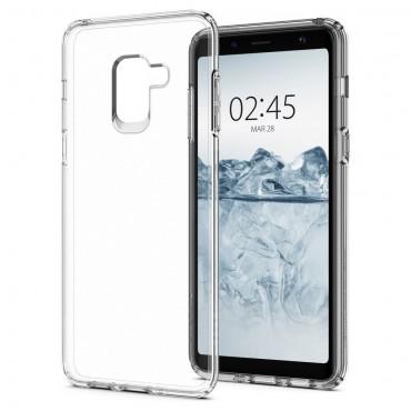 "Obal Spigen ""Liquid Crystal"" pro Samsung Galaxy A8 2018"