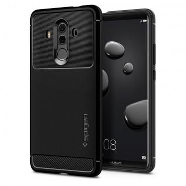 "Obal Spigen ""Rugged Armor"" pro Huawei Mate 10 Pro - černý"