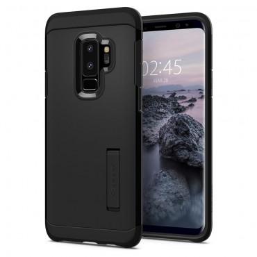 "Obal Spigen ""Tough Armor"" pro Samsung Galaxy S9 Plus - černý"