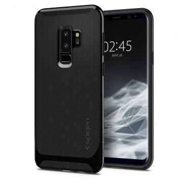 "Kryt Spigen ""Neo Hybrid"" pro Samsung Galaxy S9 Plus - shiny black"